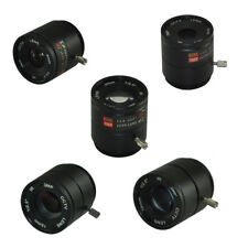 "3MP HD 4/6/8/12/16/25MM 1/2.5"" F1.4 CS Fixed Metal IR Board Lens For CCTV Camera"