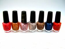OPI Nail Polish Lacquer Assorted Colors Rare Open Stock - Choose Your Color - Fu