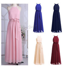 Vintage Women Evening Cocktail Party Dress Boho Summer Beach Long Maxi Dresses