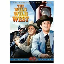 The Wild Wild West - The First Season 1 (DVD, 2006, 7-Disc Set) *NEW SEALED*