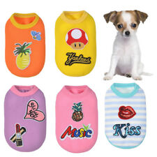 chihuahua Dog Warm Coat Puppy Cat Hoodie Clothes for teacup yorkie XXXS/XXS/XS