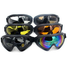 Airsoft Military CS Paintball Wind Fog Dust Proof UV400 Tactical Goggle Glasses