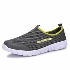 2017 Summer Shoe Light Comfortable Men Casual Mesh Breathable Footwear UK