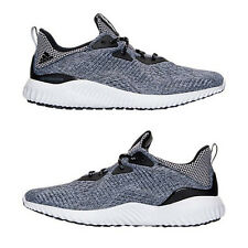 ADIDAS ALPHABOUNCE EM MEN's RUNNING BLACK - WHITE - GREY NEW IN BOX AUTHENTIC SZ