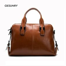 Brand New 100%  Genuine Leather Colorful Ladies Hand Bag Elegantly Crafted