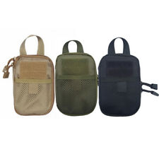 Molle Tactical Medical First Aid Hunting Pouch Travel Pocket Organizer EDC Bag