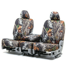 Custom Fit Seat Cover for Buick GS 455 In Mossy Oak Front & Rear