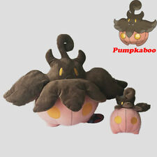 BIG 36CM 14 inches Pokemon Pumpkaboo Plush Stuffed Doll Soft New Kids Xmas Gift