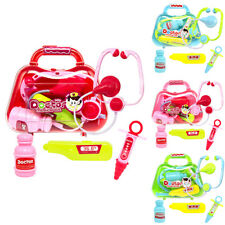 Kids Pretended Doctor Simulation Medical Toolbox COSPLAY Role Play Toys Welcome