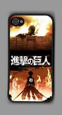 Attack on Titan manga Apple iPhone or iPod Case or wallet