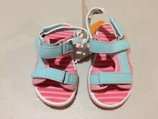 NWT GYMBOREE Jungle Brights Pink Sandals Shoes Girl 6,7,8,12