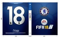 Fifa 18 Chelsea FC Cover Playstation 4 3 PS4 PS3 Xbox One 360 Game Shirt Top PC
