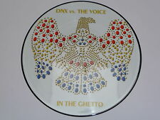 """Picture Vinyl Dnx Feat. the Voice """" In the Ghetto """" Neu"""