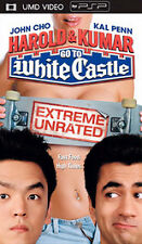 Harold & Kumar Go to White Castle (Unrated Edition) [UMD for PSP], New DVD, ,
