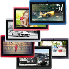 7'' Inch A33 Allwinner Quad Core Dual Camera Android 4.4 WIFI 4GB Tablet EU