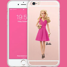 Genuine Mattel Barbie Jelly Case iPhone X Case iPhone 10 Case 8 Types Case