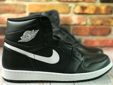 Nike Air Jordan 1 Retro High OG Yin Yang Black/White Men's Basketball Shoe