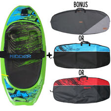 NEW 2018 KIDDER SWITCH WATER SKI KNEEBOARD WITH BONUS CARRY BAG