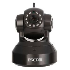ESCAM IR Night Vision Pan/Tilt Wireless Security IP Home Security Camera 720P