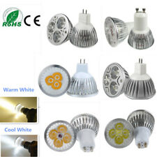E26/27 MR16 GU10 Cree/Epistar 9W 12W 15W  LED Spotlight Lamp Warm Cool Whit Bulb