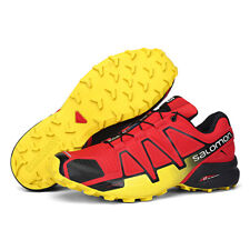 Men's Salomon Speedcross 4 Running Sports Outdoor Hiking Shoes NEW Sneakers
