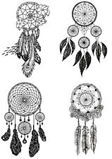 High Quality Supreme Temporary Fake Tattoo Dreamcatcher Waterproof Party Sticker