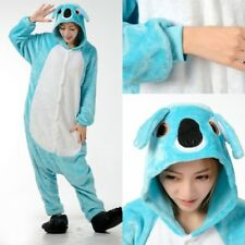Koala Animal Kigurumi Cosplay Costume Adult Unisex Sleepwear One-Piece Pyjamas