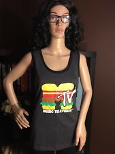 MTV Hamburger Womens 2PC Pajama Set NWT
