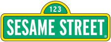 Sesame Street Products - Memory Game & Floor Puzzle