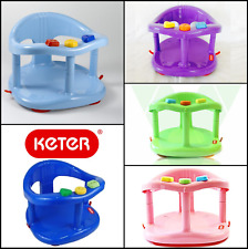 Baby Bath Tub Ring Seat New By KETER in Five Colors