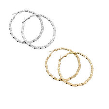 Big Hoop Earrings Large Circle Hoop Dangle Basketball Wives Earring Women