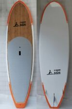 "9'6"" BAMBOO SUP - CANOE & KAYAK SPORTS ALL ROUNDER STANDUP PADDLE BOARD"