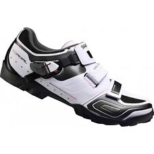 New Shimano SH-M089 Wide MTB Cleat Shoe Bike Bicycle Cycling Sports Shoes- White