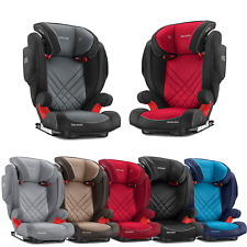 Recaro Monza Nova 2 Seatfix Highback Booster Child Car Seat - Made in Germany