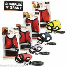 Sharples n Grant Safety Lead Animal Harness Guinea Pig Rabbit Cat Rat Ferret