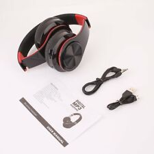 Blutooth Stereo Headphone Music Headset Earphone For Tablet PC Mobile Phone