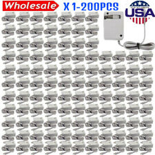 LOT 200X AC Wall Home Charger Power Adapter FOR Nintendo 3DS NDSi DSi LL XL WX