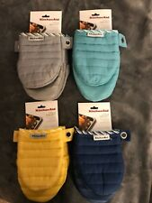 "Kitchenaid ""NEW"" POT HOLDERS, OVEN MITTS AND MINI MITTS 8 colors"