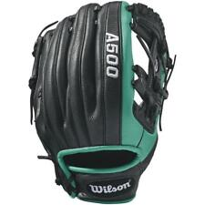 """Wilson Sporting Goods A500 11.5"""" Baseball Glove Left or Right Hand Throw"""
