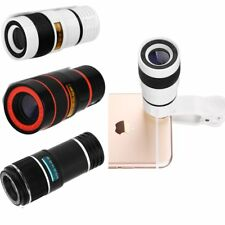 8x 12x Optical Zoom Telescope Magnifier Cell Mobile Phone Camera Lens for iPhone
