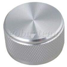 Aluminum Hobbing Reticulated Potentiometer Adjustment Knob 6MM Dia Bore