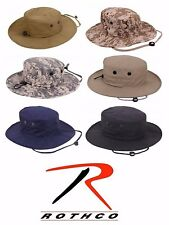 Rothco Adjustable Wide Brim Boonie Hat - One Size Fits All