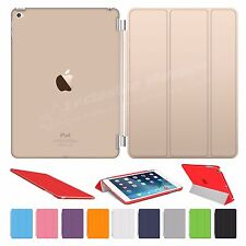 Smart Stand Magnetic Leather Flip Case Cover For APPLE iPad Air iPad 4 3 2 Mini
