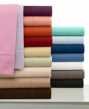One Qty Fitted Sheet 100% Egyptian Cotton RV Bunk And Tailor Sizes All Colors