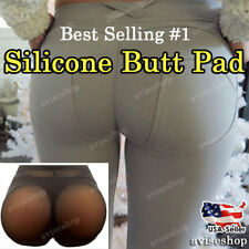 Brief Silicone Pads Butt Hip Enhancer BOOTY Padded Push Up Shaper Control Panty