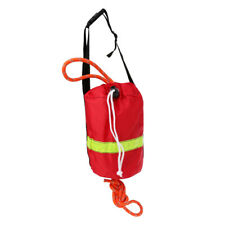 Reflective Throw Rope /Rescue Line Bag for Canoe Kayak Boat Water Sports 16m/21m
