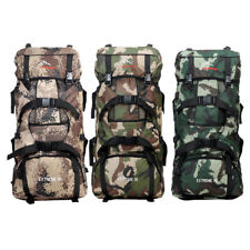 90L Camping Travel Rucksack Tactical Backpack Outdoor Mountaineering Hiking Bag