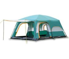 8 10 12 Person Large Camping Tent Waterproof Family Tents for Outdoor Double