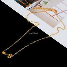 Hot Letter and Heart-shaped Charm Pendant Choker Necklaces For Women New WST 02