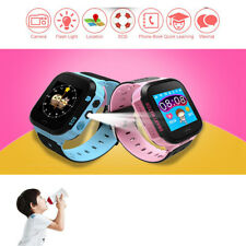 Anti-lost LBS Tracker SOS Call Child Kid Smart Watch For Android IOS Boys GirLs